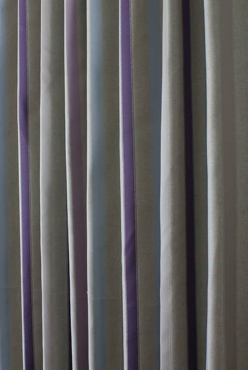 Shelford Lilac Curtain Fabric