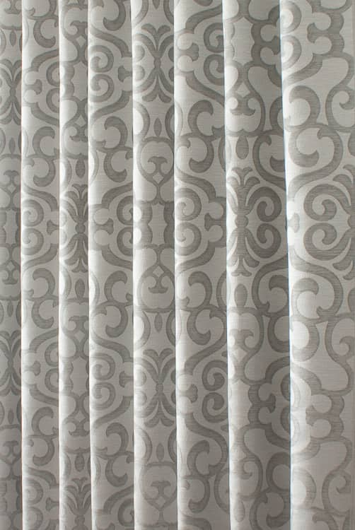 Bellucci Feather Made to Measure Curtains