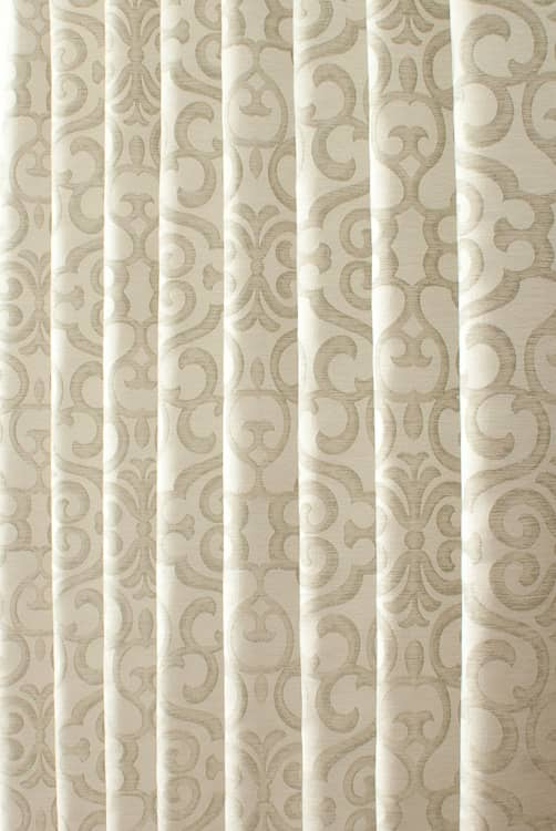 Bellucci Ivory Made to Measure Curtains
