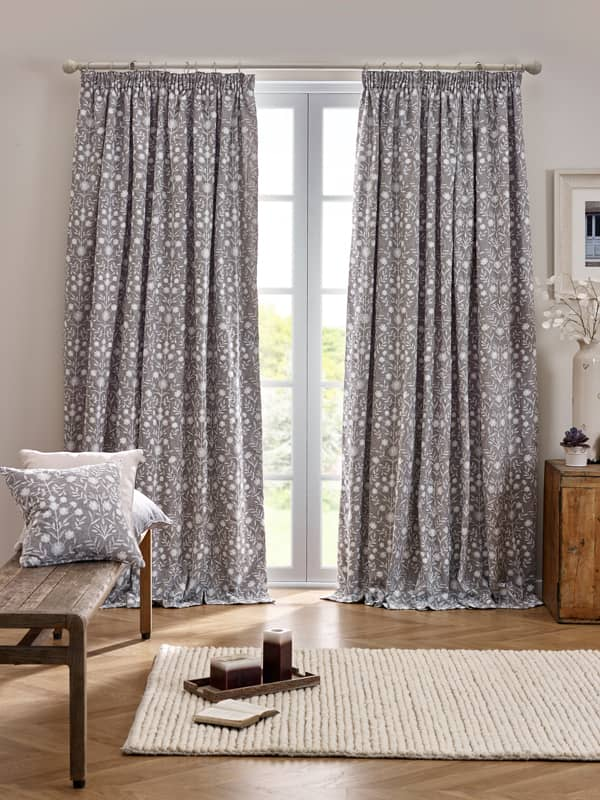 Juliette Dove Ready Made Curtains
