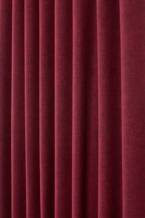 Lunar Merlot Roman Blinds