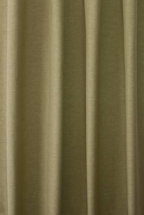 Lunar Olive Curtain Fabric