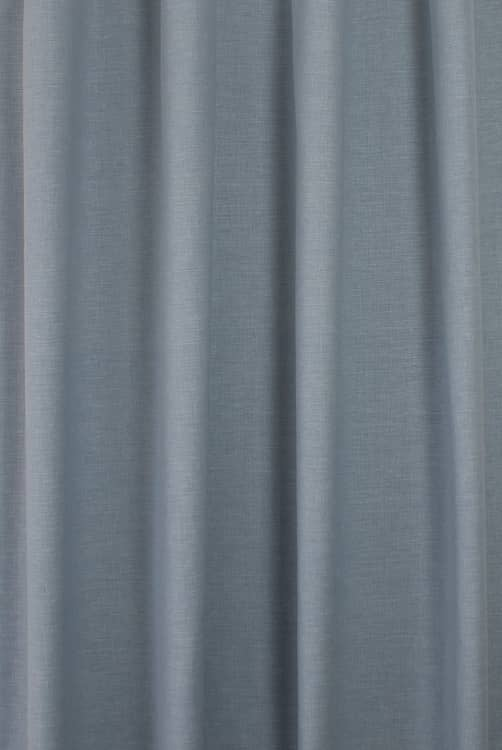 Lunar Powder Blue Curtain Fabric
