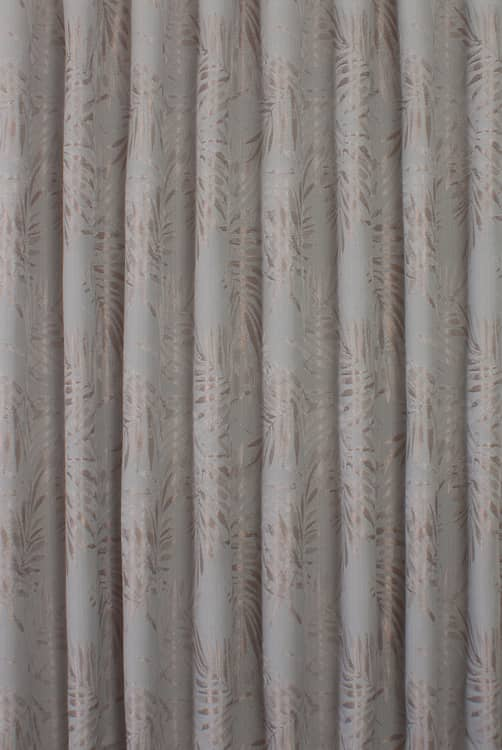 Arden Amber Curtain Fabric