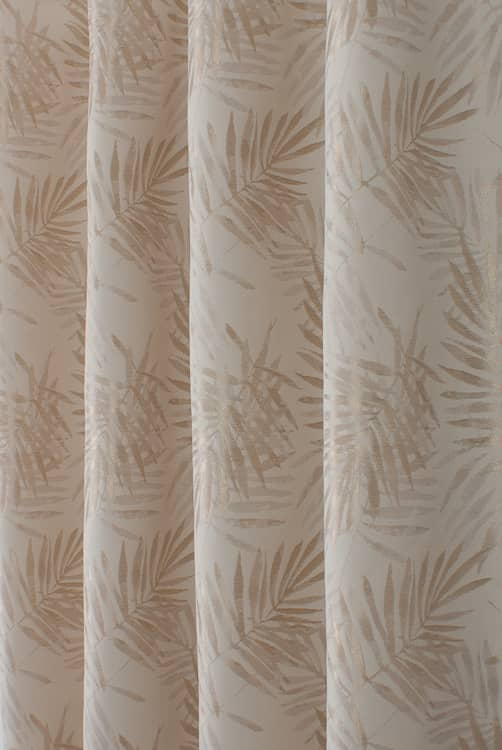 Arden Caramel Made to Measure Curtains