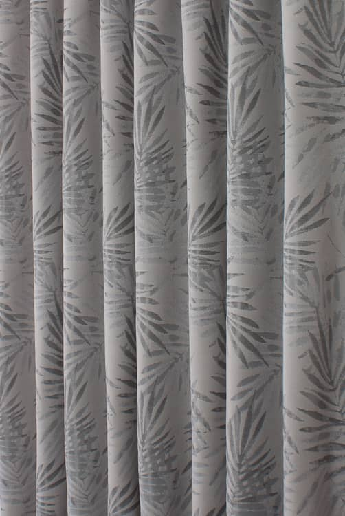 Arden Pewter Roman Blinds