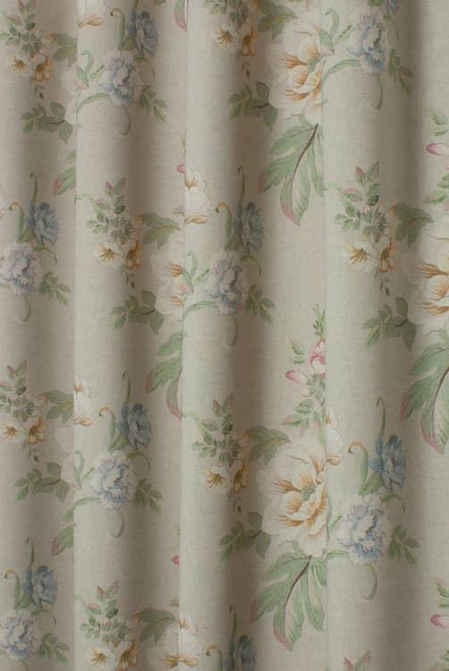 Bailey Linen/Grey Made to Measure Curtains