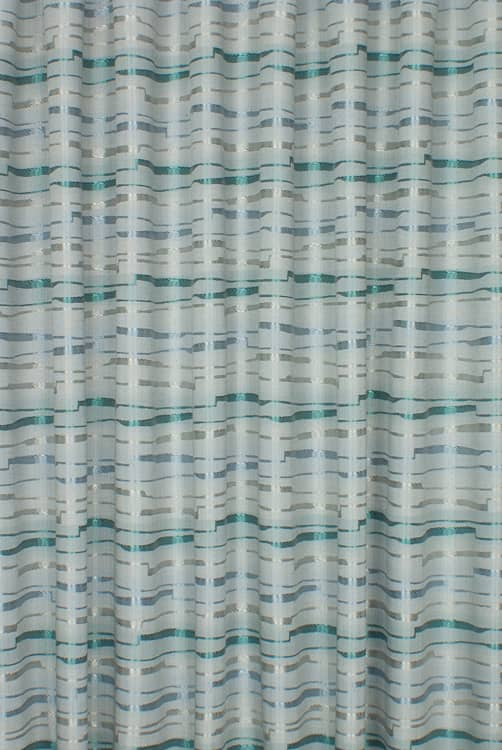 Dune Teal Roman Blinds