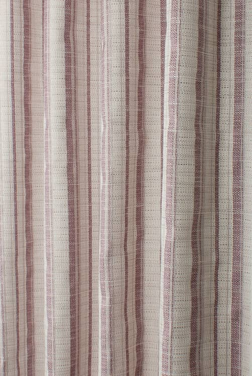 Ravel Berry Curtain Fabric