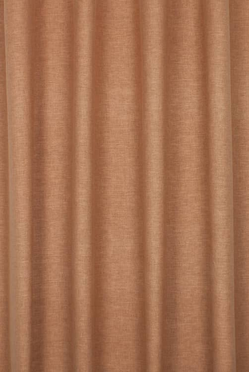 Lunar Rust Curtain Fabric