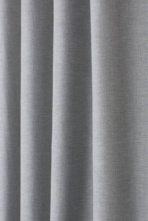Lunar Silver Made to Measure Curtains