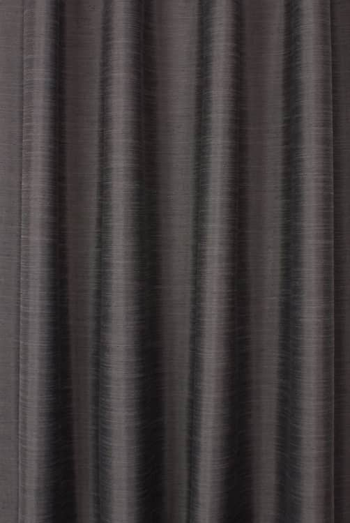 Tussah Cocoa Curtain Fabric