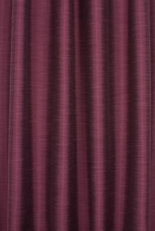 Tussah Garnet Made to Measure Curtains