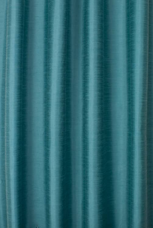 Tussah Peacock Roman Blinds