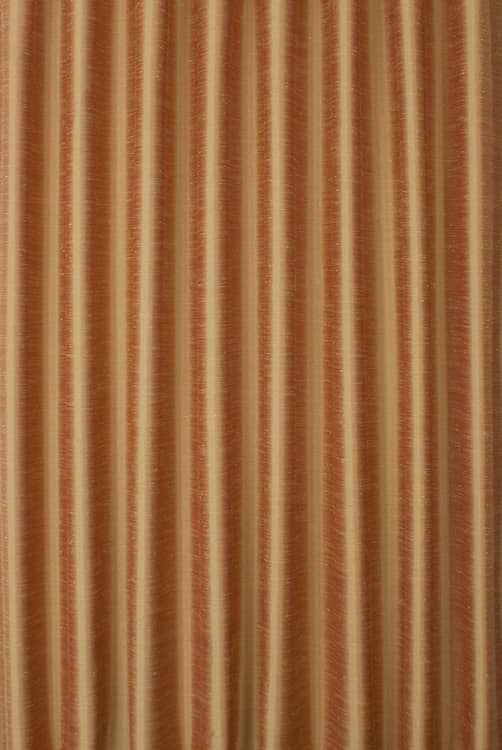 Tussah Sienna Curtain Fabric