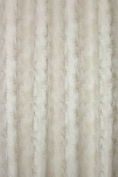Burnish Oyster Curtain Fabric