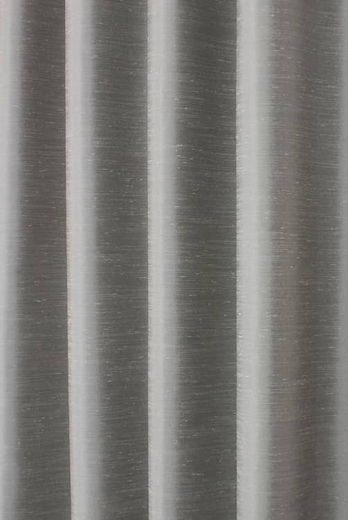 Tussah Carbon Roman Blinds