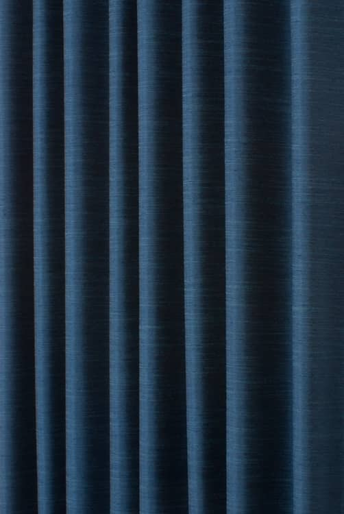 Tussah Navy Made to Measure Curtains