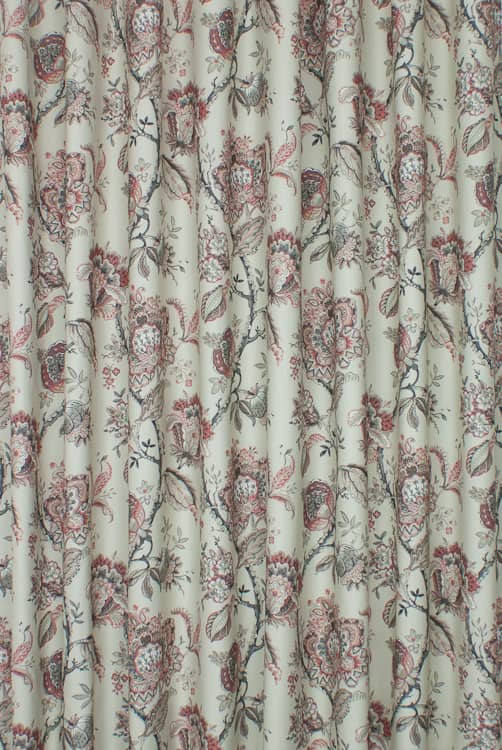Rosemore Russett Made to Measure Curtains