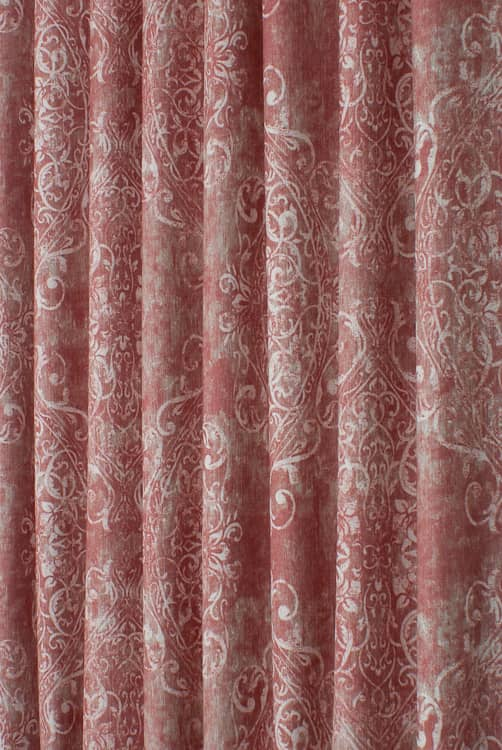 Sherbourne Russett Curtain Fabric