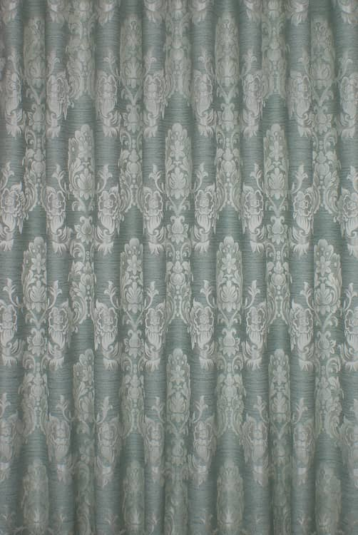Morgan Duck Egg Curtain Fabric