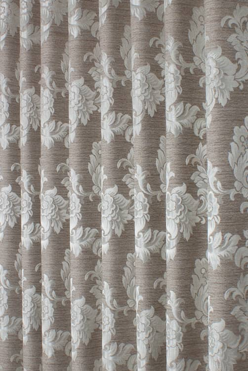 Morgan Fawn Made to Measure Curtains