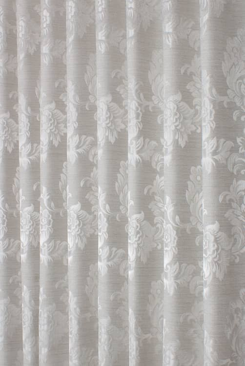 Morgan Oyster Roman Blinds