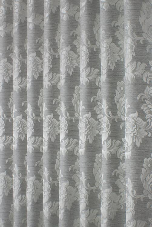 Morgan Silver Roman Blinds