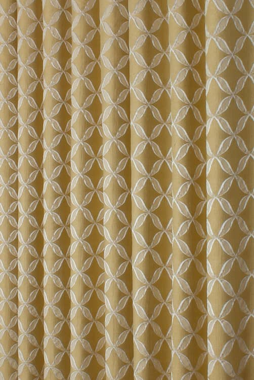 Erla Sunflower Roman Blinds
