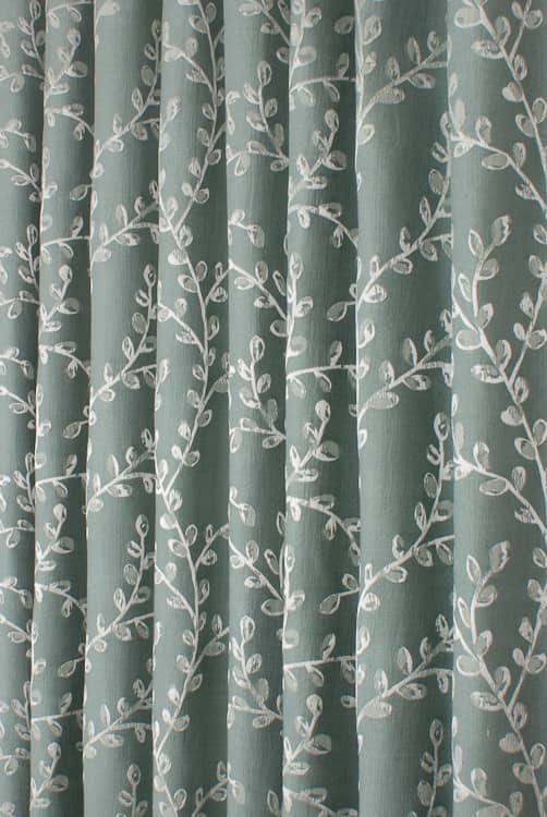 Hartley Sage Roman Blinds