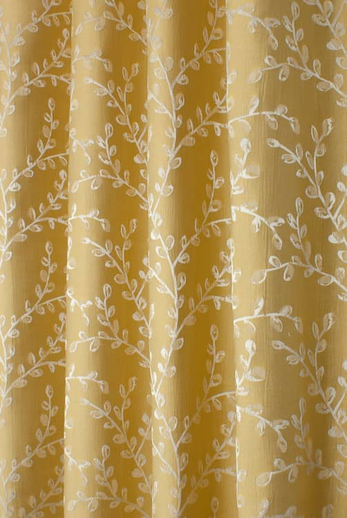 Hartley Sunflower Made to Measure Curtains