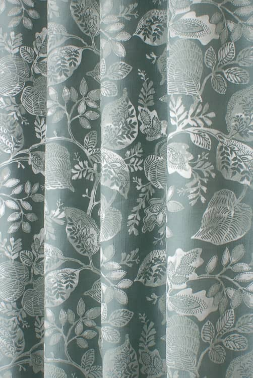 Winton Sage Made to Measure Curtains
