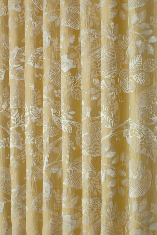 Winton Sunflower Made to Measure Curtains