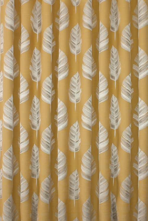 Bowood Dijon Roman Blinds