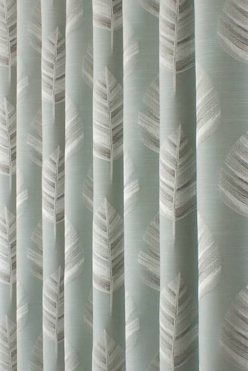 Bowood Moonstone Roman Blinds