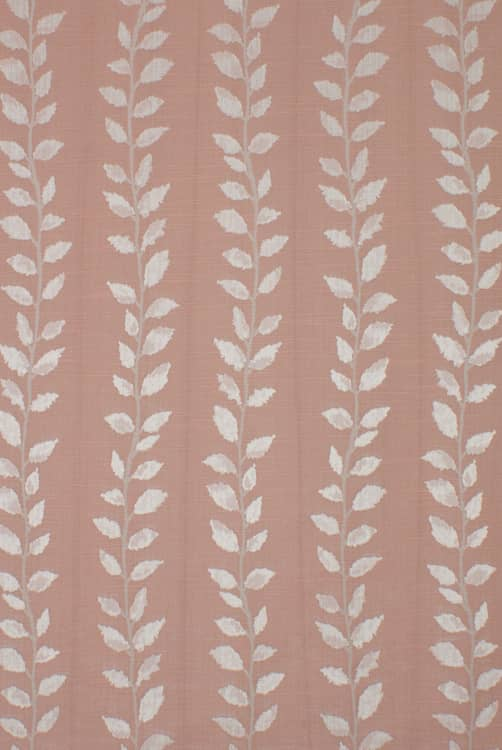 Forbury Blush Made to Measure Curtains