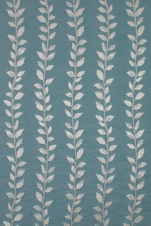 Forbury Teal Roman Blinds
