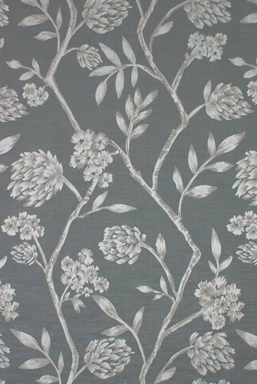 Wavertree Flint Curtain Fabric