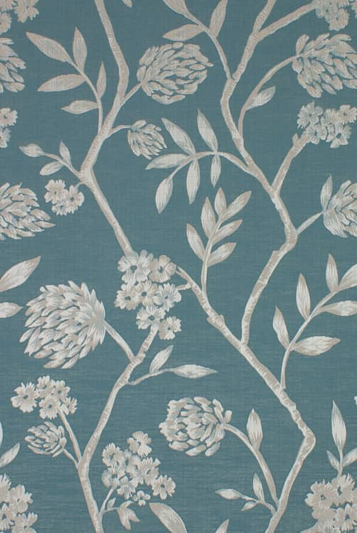 Wavertree Teal Made to Measure Curtains