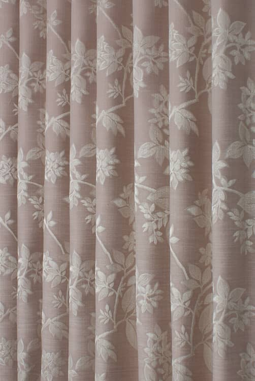 Cosima Shell Made to Measure Curtains