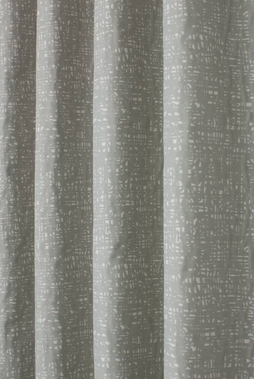 Bark Texture Warm Grey Curtain Fabric