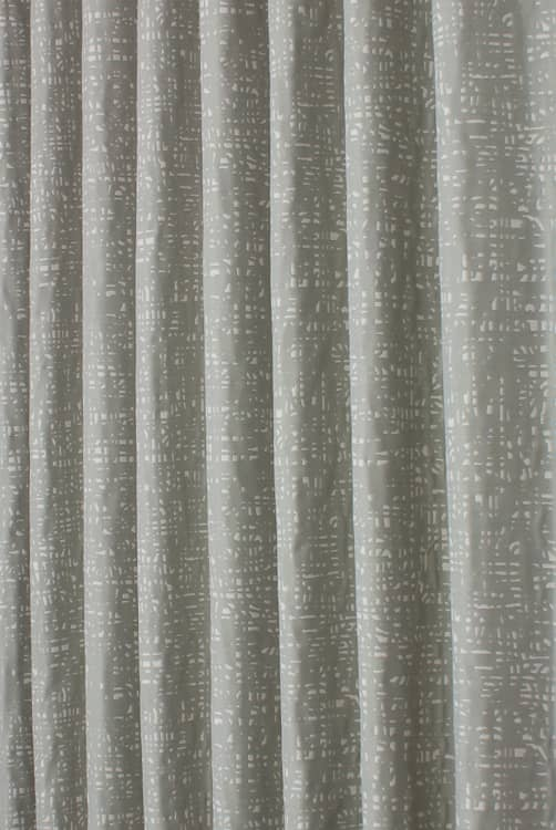 Bark Texture Warm Grey Made to Measure Curtains