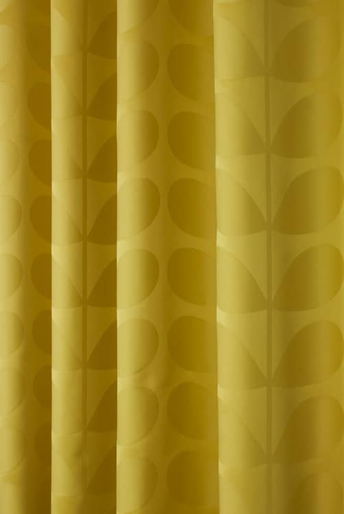 Jacquard Stem Dandelion Made to Measure Curtains