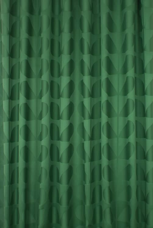 Jacquard Stem Jade Made to Measure Curtains