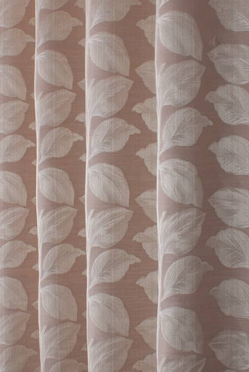 Mabel Shell Curtain Fabric