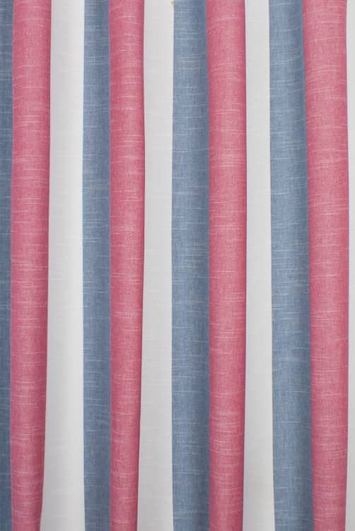 Buckton Denim Roman Blinds