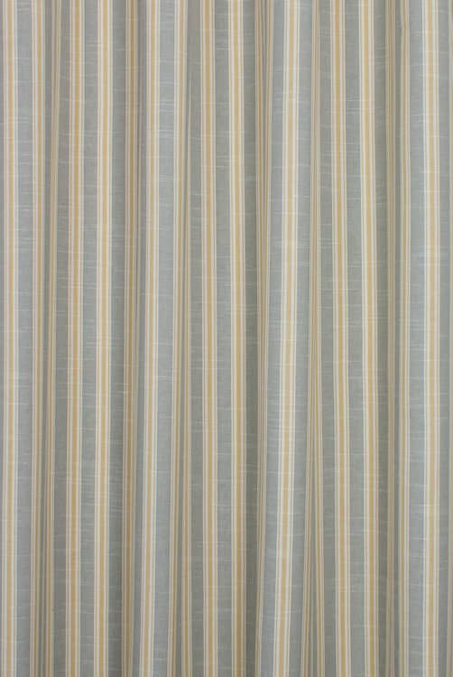 Thornwick Ochre Curtain Fabric