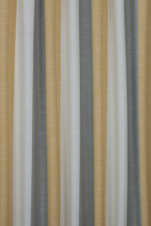 Buckton Ochre Made to Measure Curtains