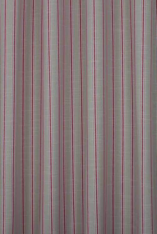 Thornwick Red Roman Blinds