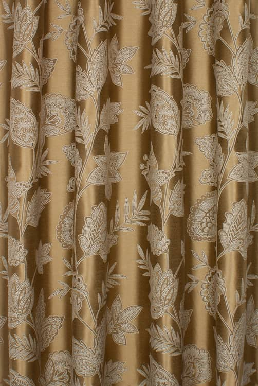 Rhapsody Ember Made to Measure Curtains